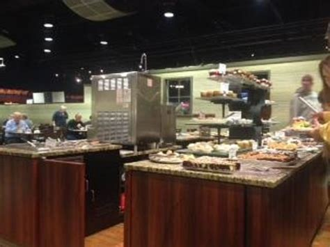 kitchen island buffet seafood buffet review of wheeling island buffet the 1850