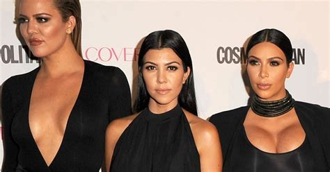 Which Cartoon Characters Do The Kardashian Sisters Look ...