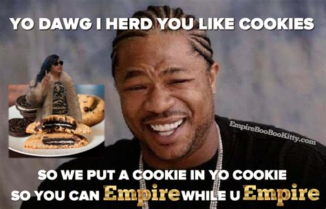 Xzibit Meme Yo Dawg - xzibit joins the cast of empire to play lucious rival