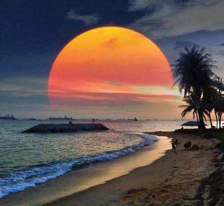 beautiful sunset sunsets nature background wallpapers
