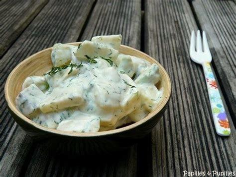 cuisiner le hareng fumé salade nordique aux harengs fumés