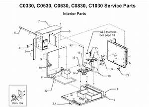 Scotsman Prodigy C0330 Parts Diagram