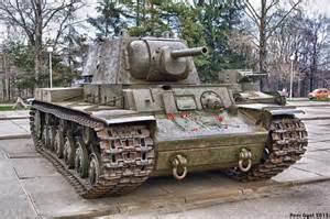 Russian KV Tank
