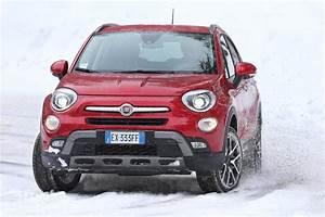 Fiat 500x 4x4 : los suv de tracci n total 4x4 peque os y accesibles ~ Maxctalentgroup.com Avis de Voitures