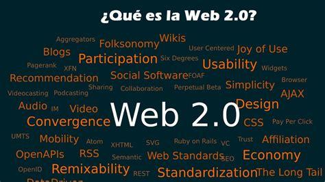 Que Es Web 2.0, Definicion Y Noticias