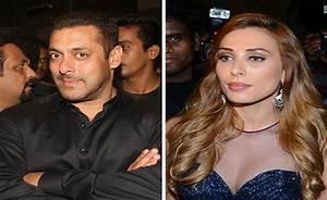 Happy for Salman Khan and his girlfriend Iulia Vantur ...