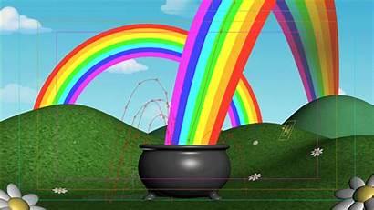 Rainbow Slide St Ie Patrick Glue Wave