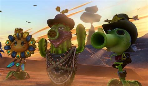 plants vs zombies garden warfare characters free zomboss update adds a new map characters and more