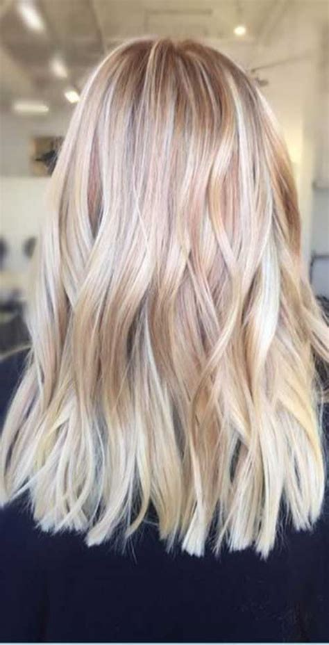 Blondish Hair Color by 35 New Hair Color Hairstyles And Haircuts