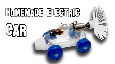 How To Make Electric Car by How To Make A Electric Car