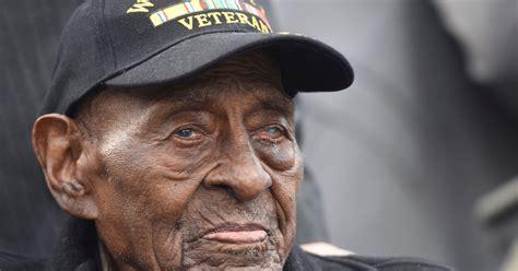 Americas Oldest Wwii Vet Dies At 110