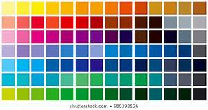 Table Height Chart Colour Chart Images Stock Photos Vectors Shutterstock