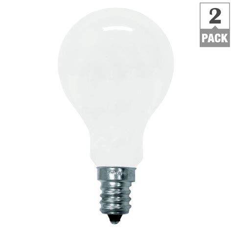 ge 60 watt incandescent soft white a15 ceiling fan