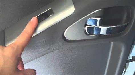 remove door panels  front seat  nissan