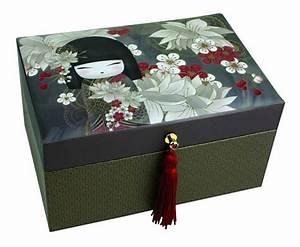 Boite A Bijoux Fille Originale : 59 best kimmidoll accessoires images on pinterest oriental kokeshi dolls and porcelain mugs ~ Teatrodelosmanantiales.com Idées de Décoration