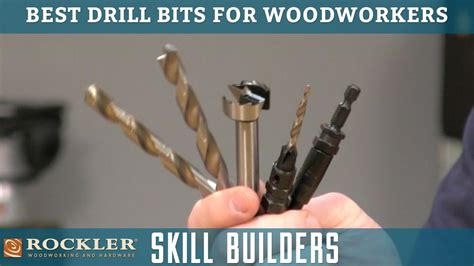 drill bits  woodworking projects youtube
