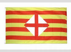 Buy Barcelona Flag 3x5 ft 90x150 cm RoyalFlags
