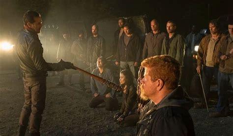 Walking Dead Glenn Death