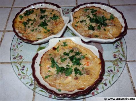 cuisiner coquilles st jacques coquilles st jacques recette de cuisine