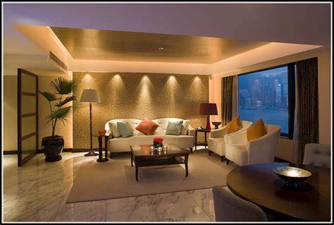 Indirekte Beleuchtung Decke Wohnzimmer Beleuchthung