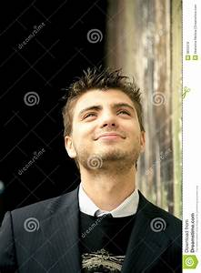 Handsome Young Man Smiling Royalty Free Stock Photos ...