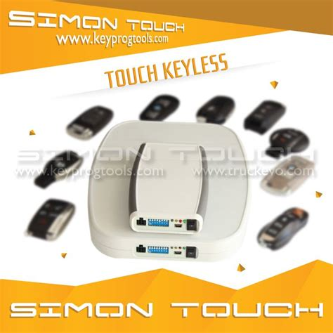 Touch Keyless V3 Pro For All Car Type Equipted With Key