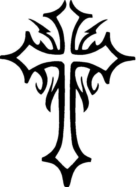Goalpostlk.: Cross Tattoo design idea