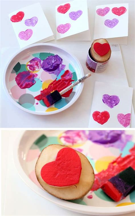 25+ Best Ideas About Easy Valentine Crafts On Pinterest