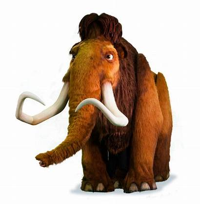 Mammoth Manny Ice Age Woolly Wooly Manfred
