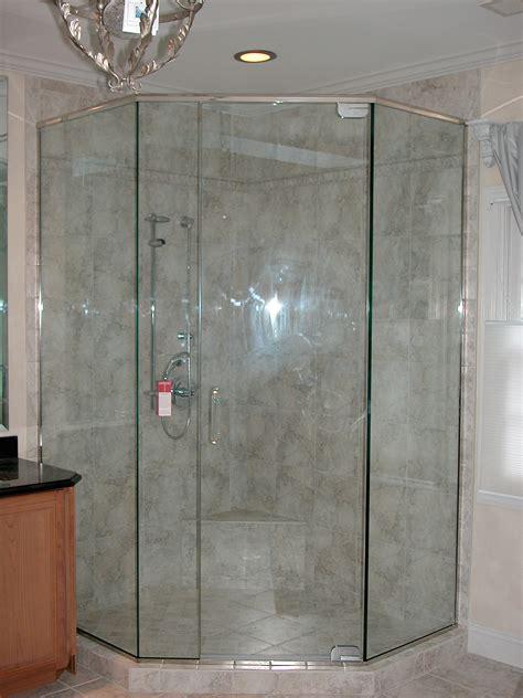 neo angle shower doors neo angle shower doors custom neo angle frameless shower