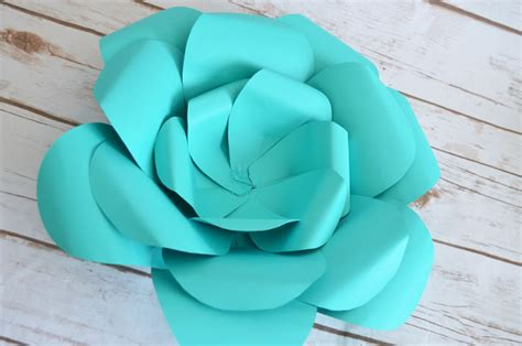 Large paper flowers usefulresults how to make huge paper flowers create and babble mightylinksfo