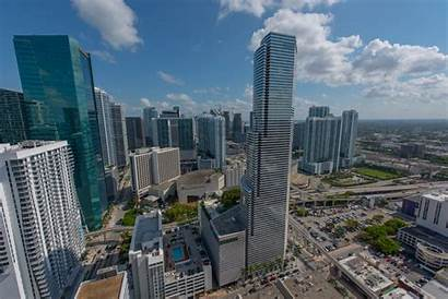 Miami Tower Downtown Iconic Million Sold 1987