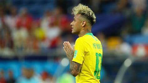 neymar misses brazil world cup training ascom