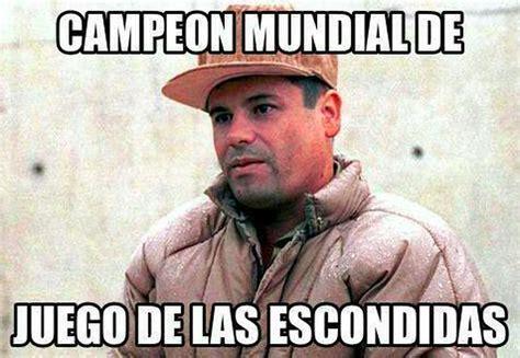 El Chapo Memes - los memes m 225 s destacados de la fuga de el chapo guzm 225 n fotos p 225 gina 12 cnet en espa 241 ol