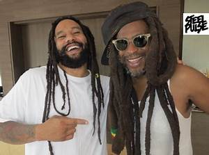 With Ky-Mani Marley @ One Love 2013, Venice | Dreadview
