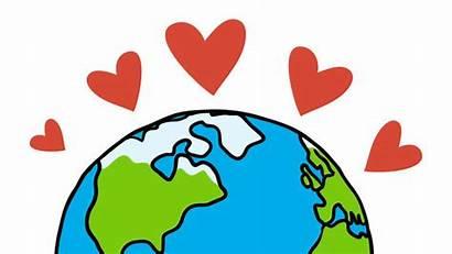 Kindness Heart Acts Random Kind Globe Fun