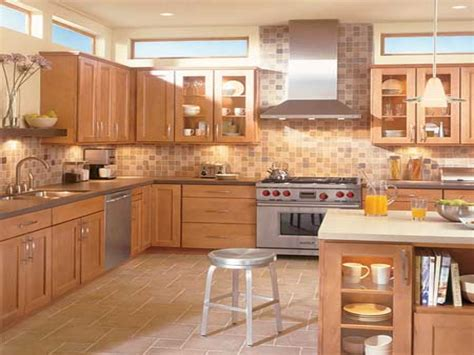 home depot kitchen cabinets  popular kitchen cabinet wood  common kitchen colors