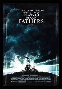 FLAGS OF OUR FATHERS * CINEMASTERPIECES WAR 1SH ORIGINAL ...
