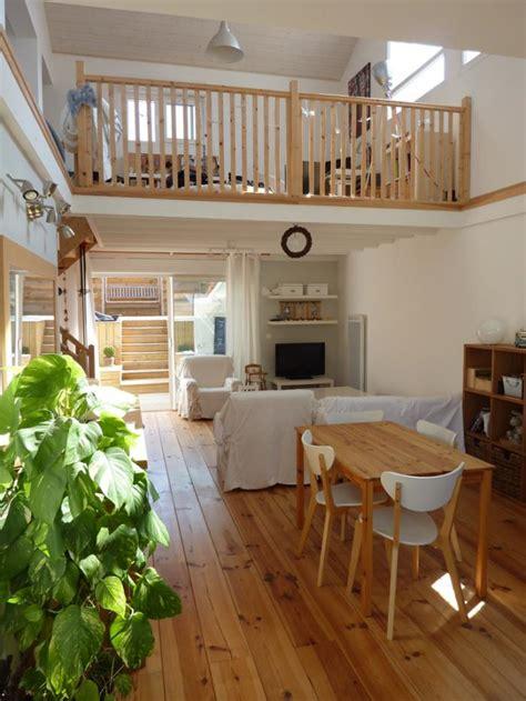 moderniser une cuisine rustique le garde corps mezzanine jolies idées pour lofts avec