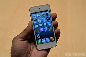 Apple's new iPod touch hands-on photos and video - The Verge