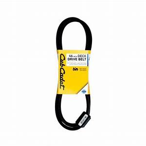 Cub Cadet 46 In 1000 Ltx Deck Belt  U2013 Best Diagram Collection