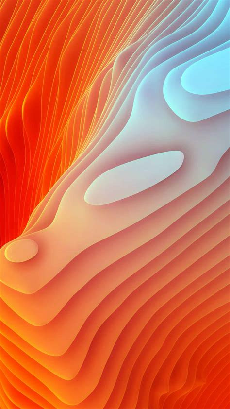 Orange Wallpaper For Iphone by Orange Abstract Iphone Wallpaper Iphone Wallpapers