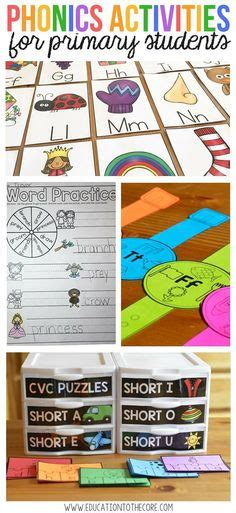 jolly phonics  activities worksheets