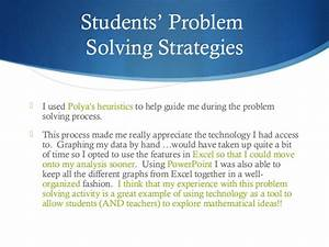 Persistence In Problem Solving