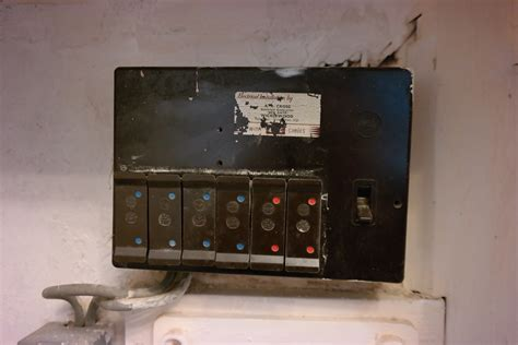 Electric In Fuse Box by Replacing Upgrading Consumer Units Fuse Boxes Auber