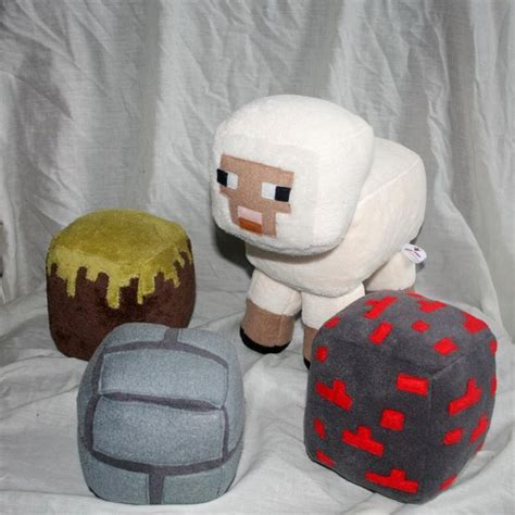 inspired plush pillows by cutesykats on deviantart 17 best images about minecraft plush on Minecraft