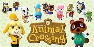Animal Crossing Hub Games Nintendo