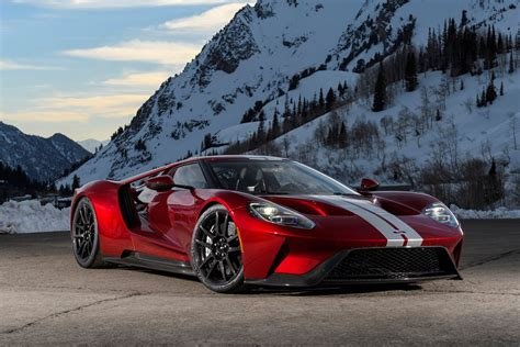 koenigsegg bugatti 2018 ford gt coupe review trims specs and price carbuzz