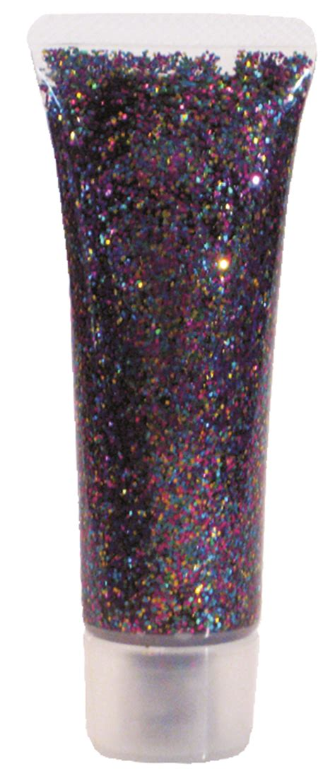 glitzer nägel glitzer gel multicolor 18ml glitter gel glitzer produkte eulenspiegel schminkfarben