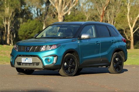 suzuki vitara  turbo wd review straight